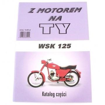 KATALOG CZĘŚCI WSK 125